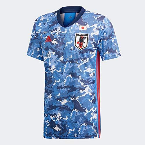 adidas Jfa H JSY Camiseta, Hombre, azuaut, M