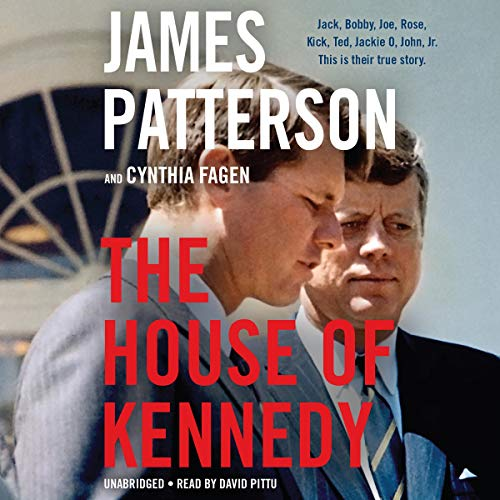The House of Kennedy audiobook cover art