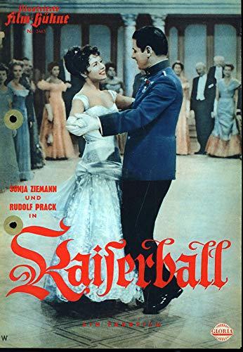 Kaiserball Nr. 3465 - Filmprogramm IFB gelocht