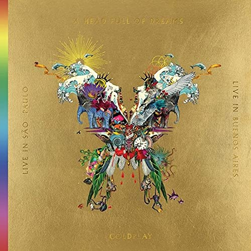 Coldplay-Live In Bueno Aires & Sp (Kid 2Cd+2Dvd)