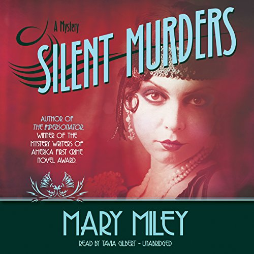 Silent Murders audiobook cover art