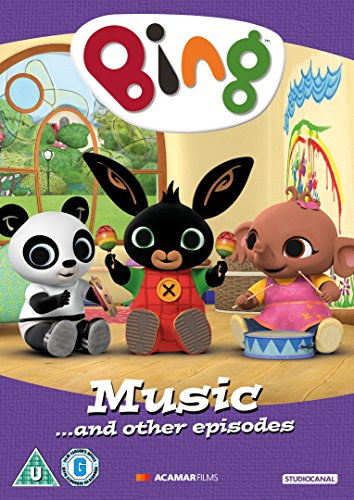 Bing Music.And Other Episodes [DVD]