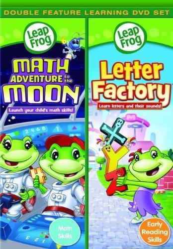 Leapfrog Letter Factor / Math Adventure
