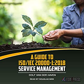 A Guide to ISO/IEC 20000-1:2018 Service Management audiobook cover art