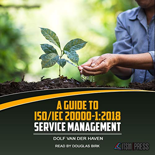 A Guide to ISO/IEC 20000-1:2018 Service Management Titelbild