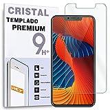 REY / Protector de Pantalla para CUBOT P20, Cristal Vidrio Templado Premium