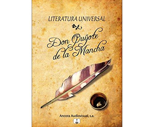 Don Quijote de la Mancha - DVD infantil con ilustraciones animadas y narración
