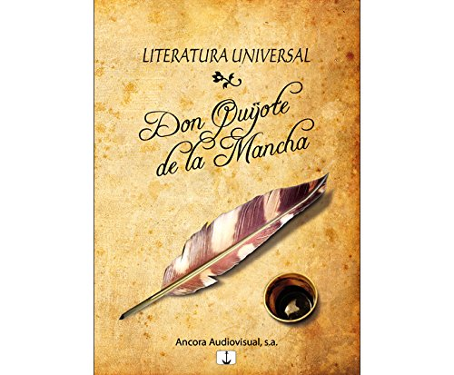 Don Quijote de la Mancha - DVD infantil con ilustraciones animadas y...