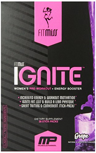 Fitmiss Ignite Women's Pre-Workout & Energy Booster