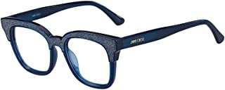 f956f7933e Jimmy Choo JC176 1Q9 49 Gafas de Sol, Turquesa (Tealglttteal), Mujer