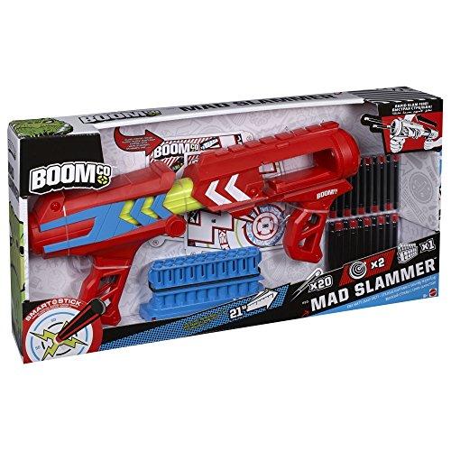 Boomco - CFD43 - Jeu De Fléchette - Mad Slammer - Pistolet