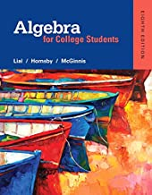 Best algebra for college students 8th edition Reviews