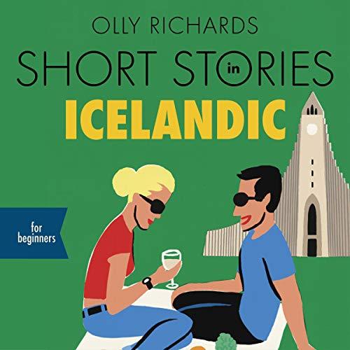 Short Stories in Icelandic for Beginners cover art