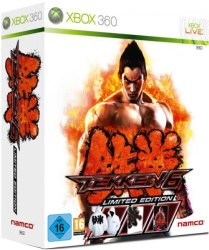 Tekken 6 édition collector