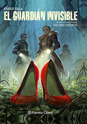 El guardián invisible - La novela gráfica (Biblioteca Planeta)