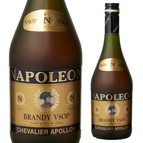 都光酒販 シュバリエ アポロン ナポレオン フレンチ ブランデー 700ml