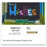 Akanksha Foundation (Best Wishes) - Amazon Pay eGift Card