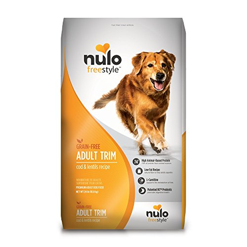 Nulo Adult Trim Grain Free Healthy Weight Dry...