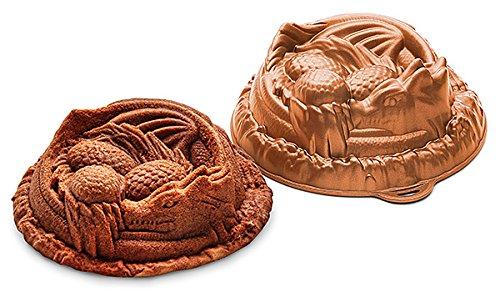 ThinkGeek Cooper Dragon Cake Pan