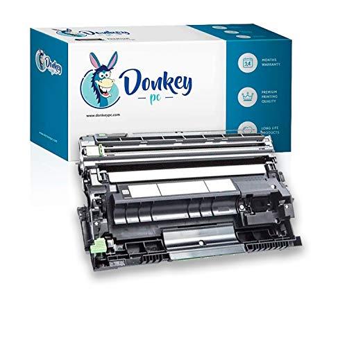Donkey pc - Tambor DR-2400 DR2400 para Brother DCP-L2510D DCP-L2530DW DCP-L2550DN HL-L2310D HL-L2350DN HL-L2350DW HL-L2370DN HL-L2375DW MFC-L2710DN MFC-L2710DW MFC-L2730DW MFC-L2750DW DR2400