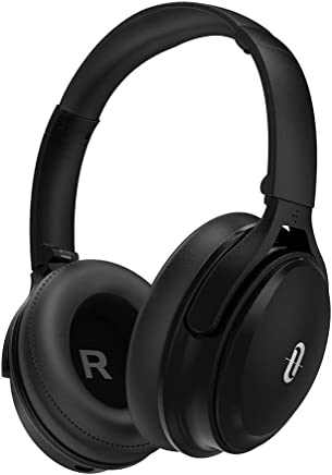3c4a8d02228 Noise Cancelling Bluetooth Headphones, TaoTronics Active Noise Cancelling  Wireless Over ear Headphones with High Clarity