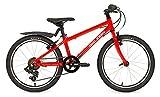 Raleigh Kids' Performance Bike, Red, 8-Inch