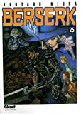 Berserk - Tome 25 - Glénat Manga - 04/06/2008