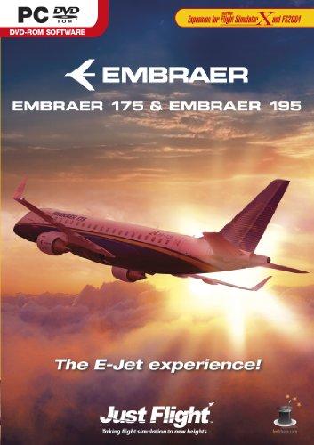 Embaer Ejets 175/195 (UK IMPORT)