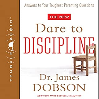 The New Dare to Discipline cover art