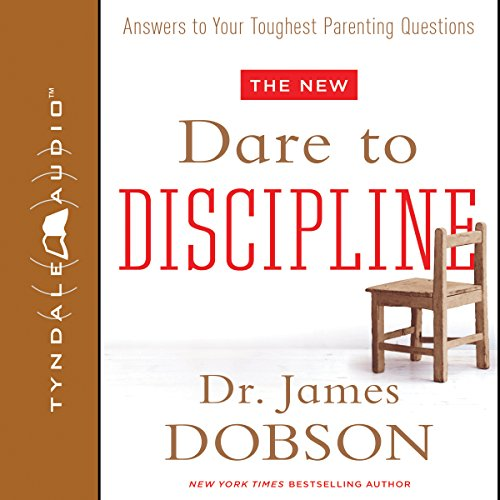 The New Dare to Discipline audiobook cover art