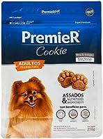 Petisco Premier Cookie Cães Adultos Pequenos 250g Premier Pet Raça Filhotes,