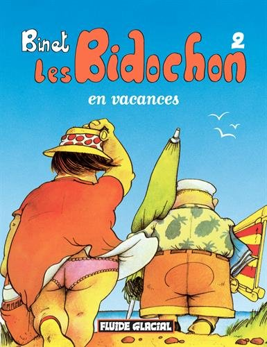 Les Bidochon, tome 2 : En vacances