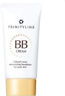 トリニティーライン(TRINITYLINE) トリニティーライン BBクリーム (ツヤ肌に仕上げるスキンケアBBクリーム) 30g