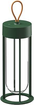 Flos In Vitro Lampada, Verde, 30 x 18 cm