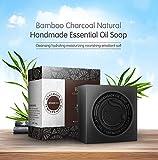 APRITECH® Bambuskohle Handgemachtes Ätherische Öle Seife schwarze seife hand seife