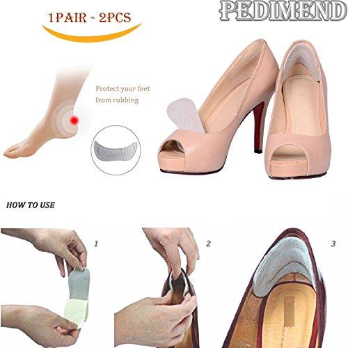 high heel pads for comfort