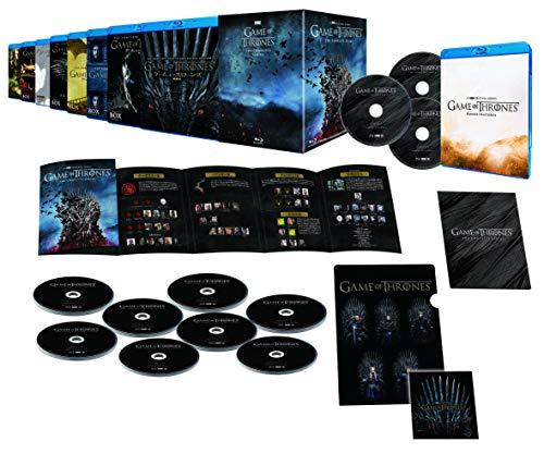 ゲーム・オブ・スローンズ コンプリート・シリーズ (初回限定版) [Blu-ray]