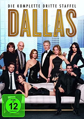 Dallas: Staffel 3 [3 DVDs]