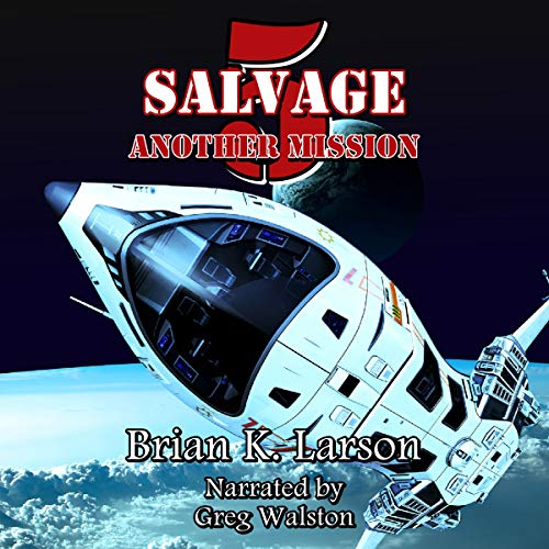 Salvage-5: Another Mission (First Contact) Titelbild