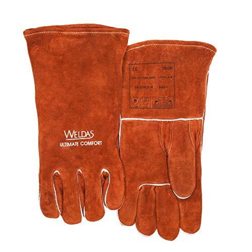 Weldas Handschuh Schweißerschutz MAG | Größe: L