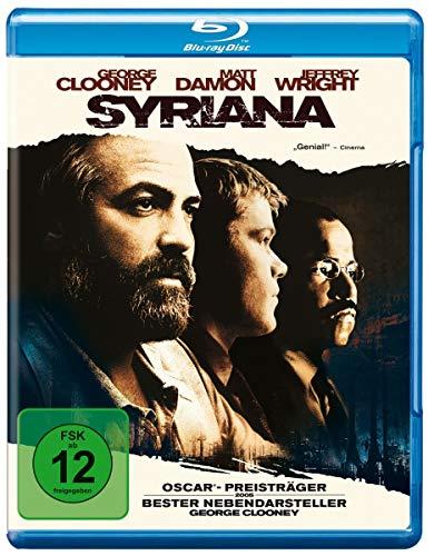 Syriana [Blu-ray]