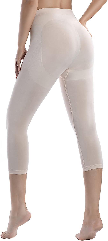 +MD Womens Purchase Shapewear Legging High Slimmer Tummy Cont Thigh Waist Max 84% OFF