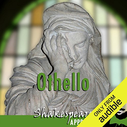 Othello     Shakespeare Appreciated: (Unabridged, Dramatised, Commentary Options)              Written by:                                                                                                                                 William Shakespeare,                                                                                        Jonathan Lomas,                                                                                        Phil Viner                               Narrated by:                                                                                                                                 Joan Walker,                                                                                        Jude Akuwudike,                                                                                        Nick Murchie                      Length: 11 hrs and 8 mins     Not rated yet     Overall 0.0