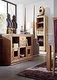Muebles Auxiliares de estilo Colonial : Colección MERAPI de 108x83x30cms.