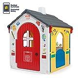 INJUSA-20334 Casa de juguete School Party, color surtido, 21 x 10 x 5 cm (20334)