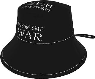 Lsjuee Baby Dream S_Mp - Cappello da sole UPF 50+, cappello estivo per bambini, da spiaggia, a tesa larga, per ragazzi e r...