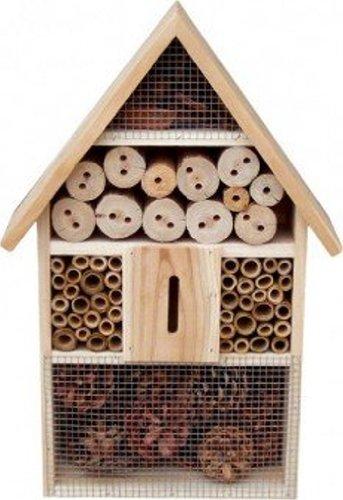 iapyx® Insektenhotel, Nistkasten und Bruthilfe, Tannenholz