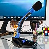 Immagine 2 klim voice microfono desktop usb