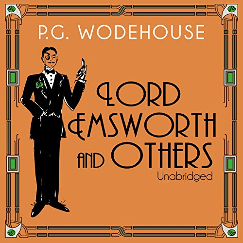 Lord Emsworth and Others audiobook cover art