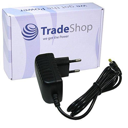 Trade-Shop Premium 6V Netzteil Ladegerät Ladekabel Adapter für Medisana Omron INC MC162-060050 CLASS 2 M4-1 M400 M500 M6 Comfort M6W M7 NE-C30-2 NE-C30BP NE-C30BPC PL100 S-9515336-9